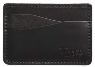 Tanner Goods Journeyman Leather Card Case