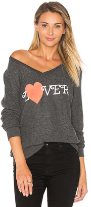 Wildfox Couture Hello Lover Top $98 thestylecure.com