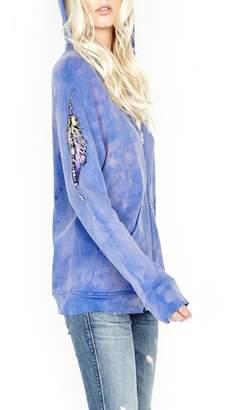 Lauren Moshi Dreamcatcher Oversized Hoodie