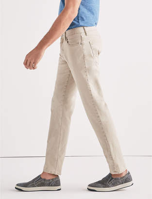 Lucky Brand 221 STRAIGHT STRETCH CANVAS JEAN
