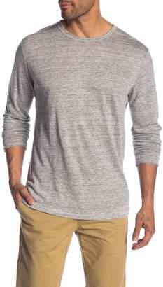 Rag & Bone Owen Linen Long Sleeve T-Shirt