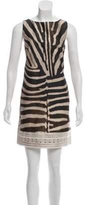 Giambattista Valli Printed Sheath Dress multicolor Printed Sheath Dress