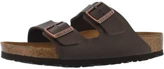 Birkenstock Original Arizona Leather Regular width Soft-Footbed, Brown L8 M6 39,0