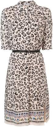 Altuzarra belted shirt dress