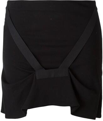 Helmut Lang (ヘルムート ラング) - Helmut Lang Pre-Owned ボンデージストラップスカート