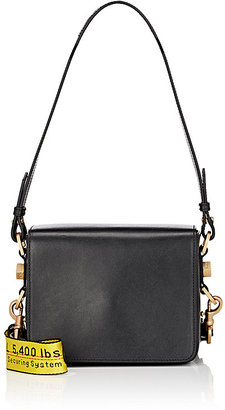 Off-White c/o Virgil Abloh Women's Flap-Front Small Shoulder Bag $950 thestylecure.com