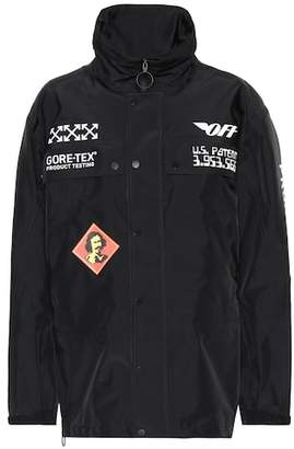 Off-White Gore-Tex anorak