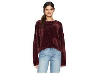 Sanctuary Chenille Pullover Sweater