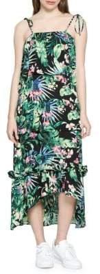 Tasha Tropical Maxi Dress