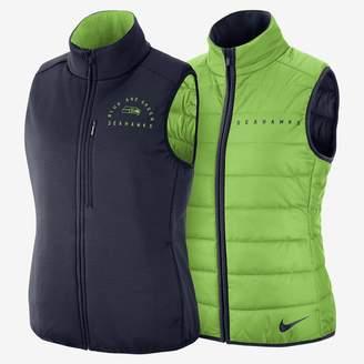 Nike Shield (NFL Seahawks) Women's Reversible Vest