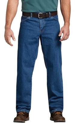 Dickies Big Men's Relaxed Fit Stonewashed Carpenter Denim Jean