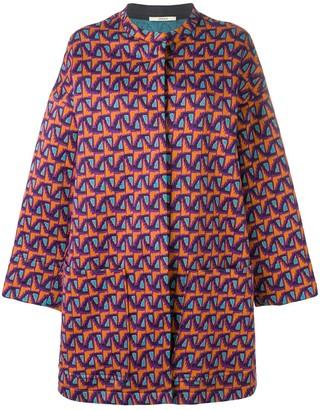 Odeeh jacquard coat