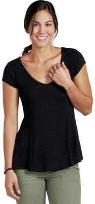 Toad&Co Daisy Rib Short-Sleeve T-Shirt - Women's