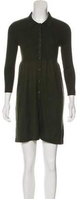 Magaschoni Silk Sweater Dress w/ Tags