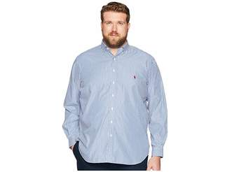 Polo Ralph Lauren Big Tall Stretch Poplin