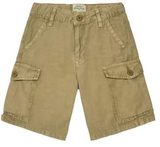 Hartford Sale - Linen Cotton Cargo Trousers