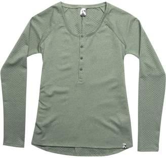 Flylow Andrea Henley Shirt - Long-Sleeve - Women's