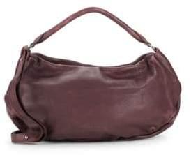 Liebeskind Berlin Top Zip Leather Shoulder Bag