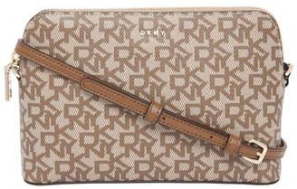 DKNY R83EJ655 Bryant Park Zip Top Crossbody Bag