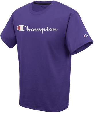 Champion Graphic Cotton Tee