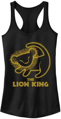 King Baby Studio Licensed Character Juniors' Lion Simba Drawing Tank