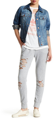 OOBERSWANK Destroyed Jogger $68 thestylecure.com