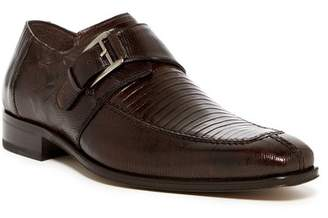 Mezlan Genuine Lizard Loafer