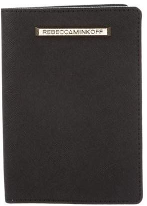 Rebecca Minkoff Leather Passport Covered w/ Tags