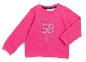 Bob Der Bar Little Girl's Glittering Cotton Sweater