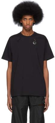 Ottolinger Black Chain T-Shirt