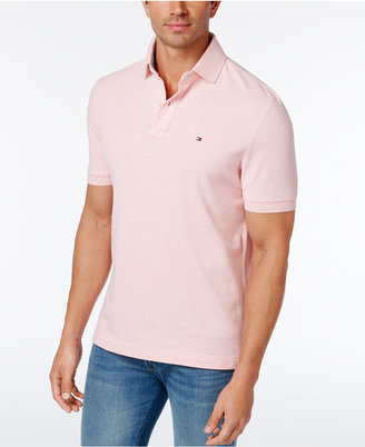 Tommy Hilfiger Men's Classic-Fit Ivy Polo $49.50 thestylecure.com