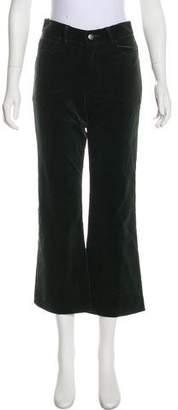 Jenni Kayne Corduroy Cropped Flare Pant w/ Tags