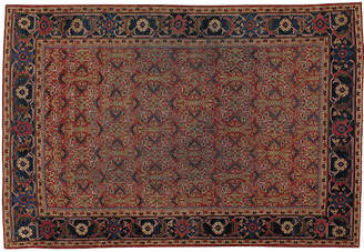 "One Kings Lane Vintage Antique Persian Carpet - 8'5"" x 12'6"" - Galerie Shabab"