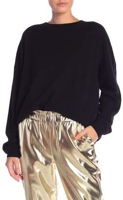 Frame Wool Blend Boyfriend Sweater