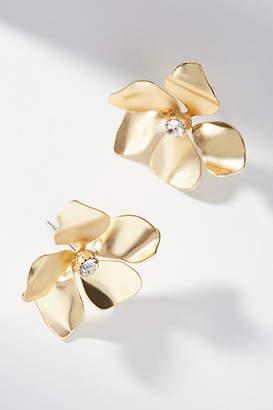 Anthropologie Island Blossom Post Earrings