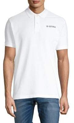 G Star Short-Sleeve Stretch Polo