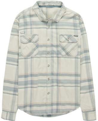 Gramicci Knock On My Door Cord Plaid Button-Up Shirt - Men's