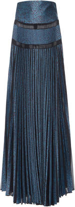 Antonio Berardi Pleated Maxi Skirt