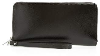 Nordstrom Leather Zip Around Wallet