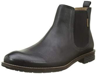 Levi's Men's Huntington Chelsea Boots, (Regular Black 59), 11 UK 11 UK