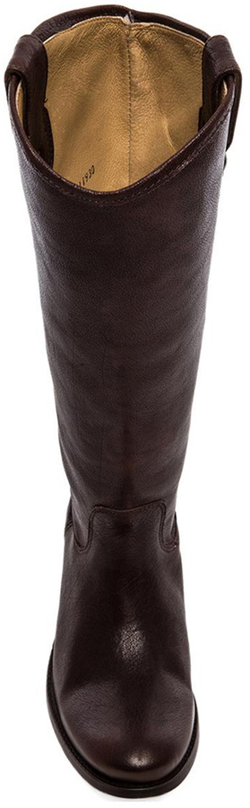 Frye Melissa Button Boot