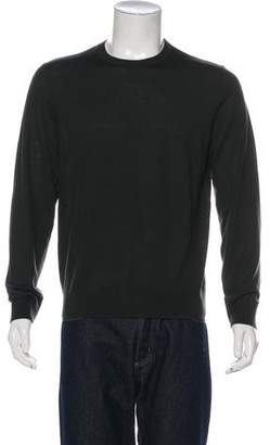 Theory Wool Crew Neck Sweater