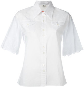 Ps By Paul Smith shortsleeved shirt $395 thestylecure.com