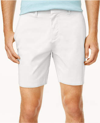 """Tommy Hilfiger Men's Stretch Tommy 7"""" Shorts, Created for Macy's"""