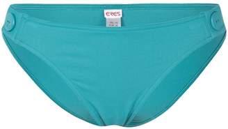 Eres button detail bikini bottoms