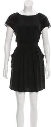 Rebecca Minkoff Silk A-Line Dress