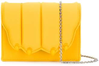 Marco De Vincenzo quilted shoulder bag