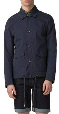 Ben Sherman Flower Power Light Shell Jacket