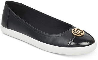 Tommy Hilfiger Women's Vinn Flats, Created for Macy's Women's Shoes