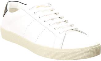 Saint Laurent Sl/06 Court Leather Sneaker